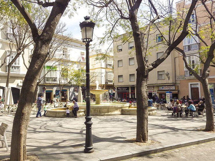Spanisch Sprachreisen nach Cádiz Spanien