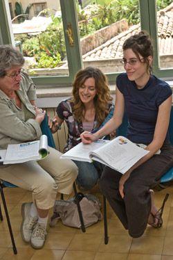 Italienisch lernen auf dem Landgut in Sizilien