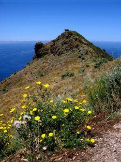 Landschaft bei Milazzo