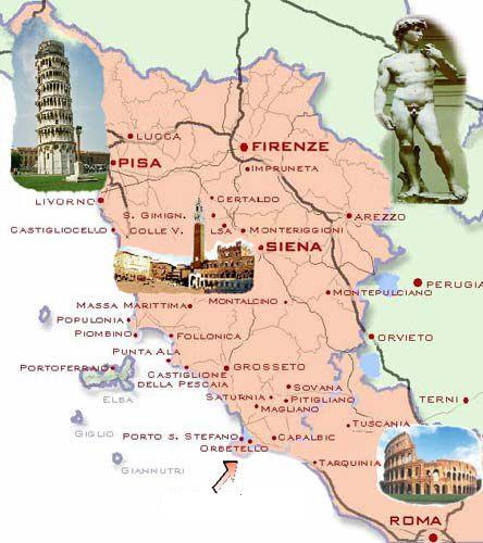 Italienischkurs in Toskana