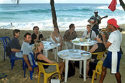 Spanisch lernen in Santo Domingo - Freizeit: der Strand in Santo Domingo