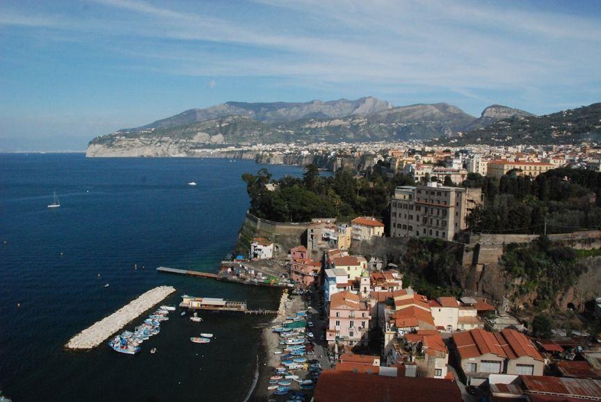 Den Horizont erweitern mit dem unvergesslichen Flair Sorrento, Italienischkurse in Sorrrent