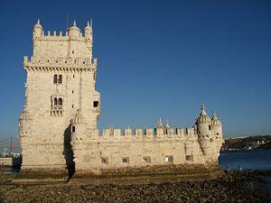 Torre de Belém, Portugiesisch lernen in Lissabon