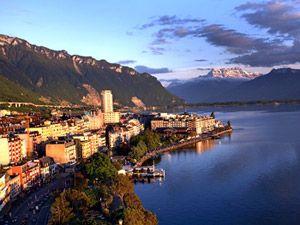 Französisch Sprachreisen in Montreux