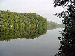Landschaft in Polen