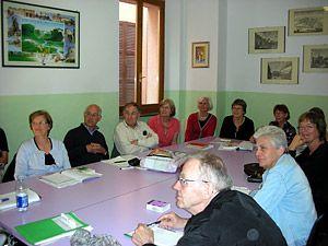 Italienischunterricht für Senioren, Rom