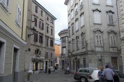 Altstadt in Triest
