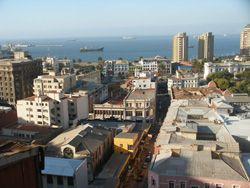 Spanisch Sprachreisen Valparaiso