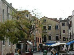 Italienisch Sprachschule Venedig am Campo Santa Margherita