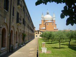 Italienisch in Venedig Unterkunft Kloster-Residenzia Redentore