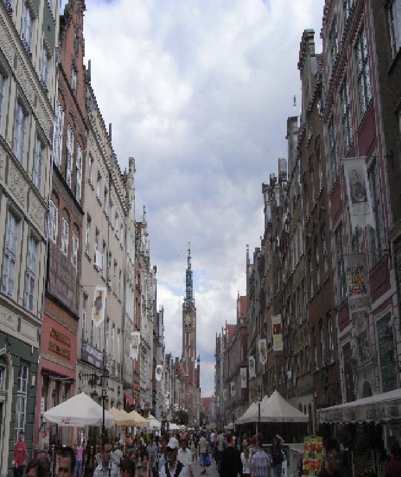 Traumhaft schönes Danzig - ideales Ausflugsziel für Polnischkurse in Kolberg