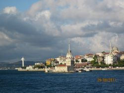 Istanbul-Mädchenturm