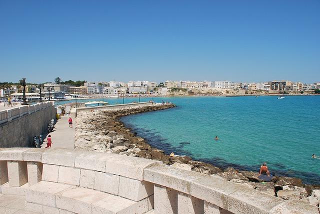 Otranto - Apulien, Italienisch Sprachreise