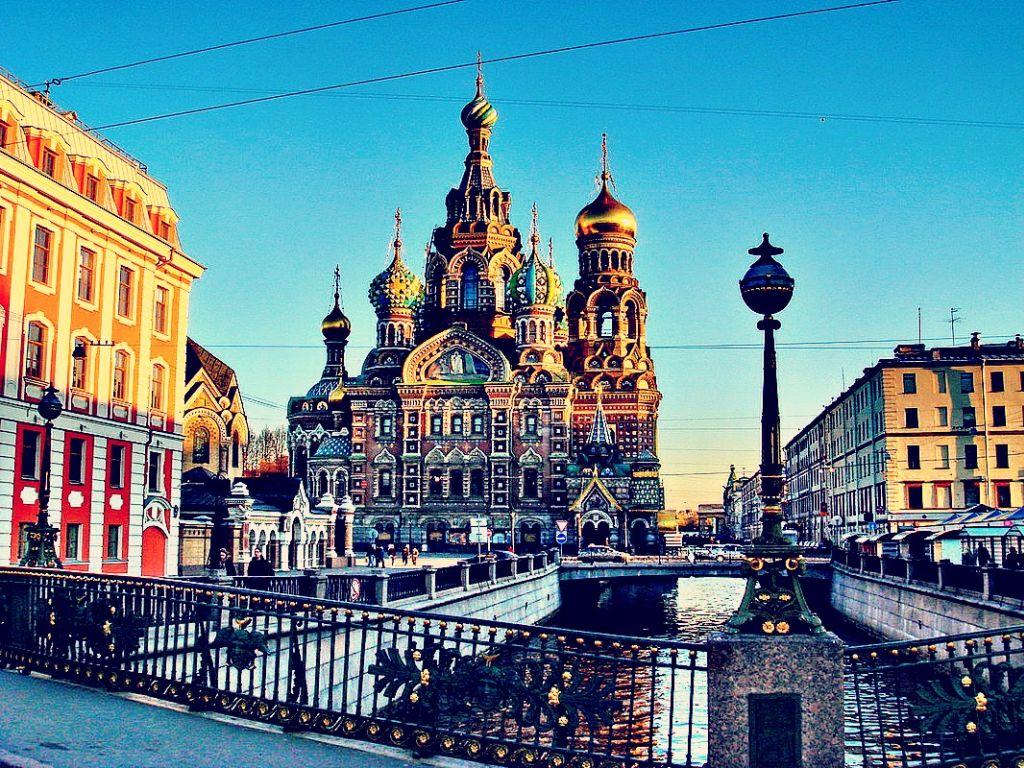 Russischkurse in St. Petersburg
