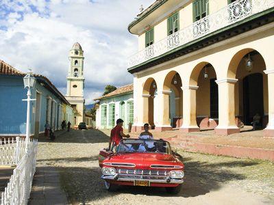 Spanisch Sprachreisen Trinidad